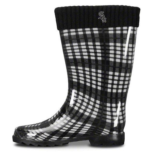 MLB - Chicago White Sox Women's Rain Boots