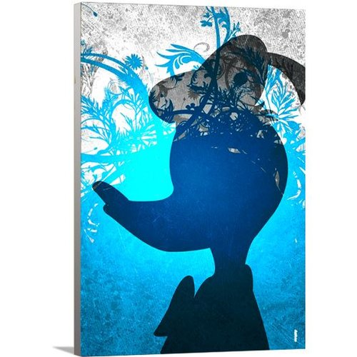 Artzee Designs Disney Inspired Donald Duck Canvas Art