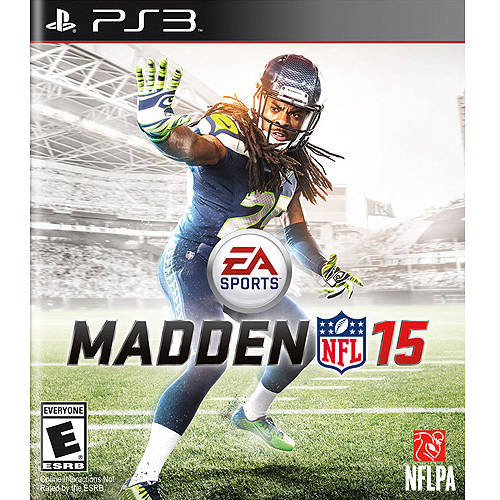 MADDEN NFL 15 (PS3) - Pre-Owned