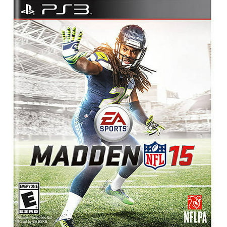 Madden Nfl 15  Ps3    Pre Owned