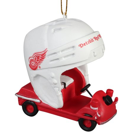 Detroit Red Wings Field Car Ornament - No Size