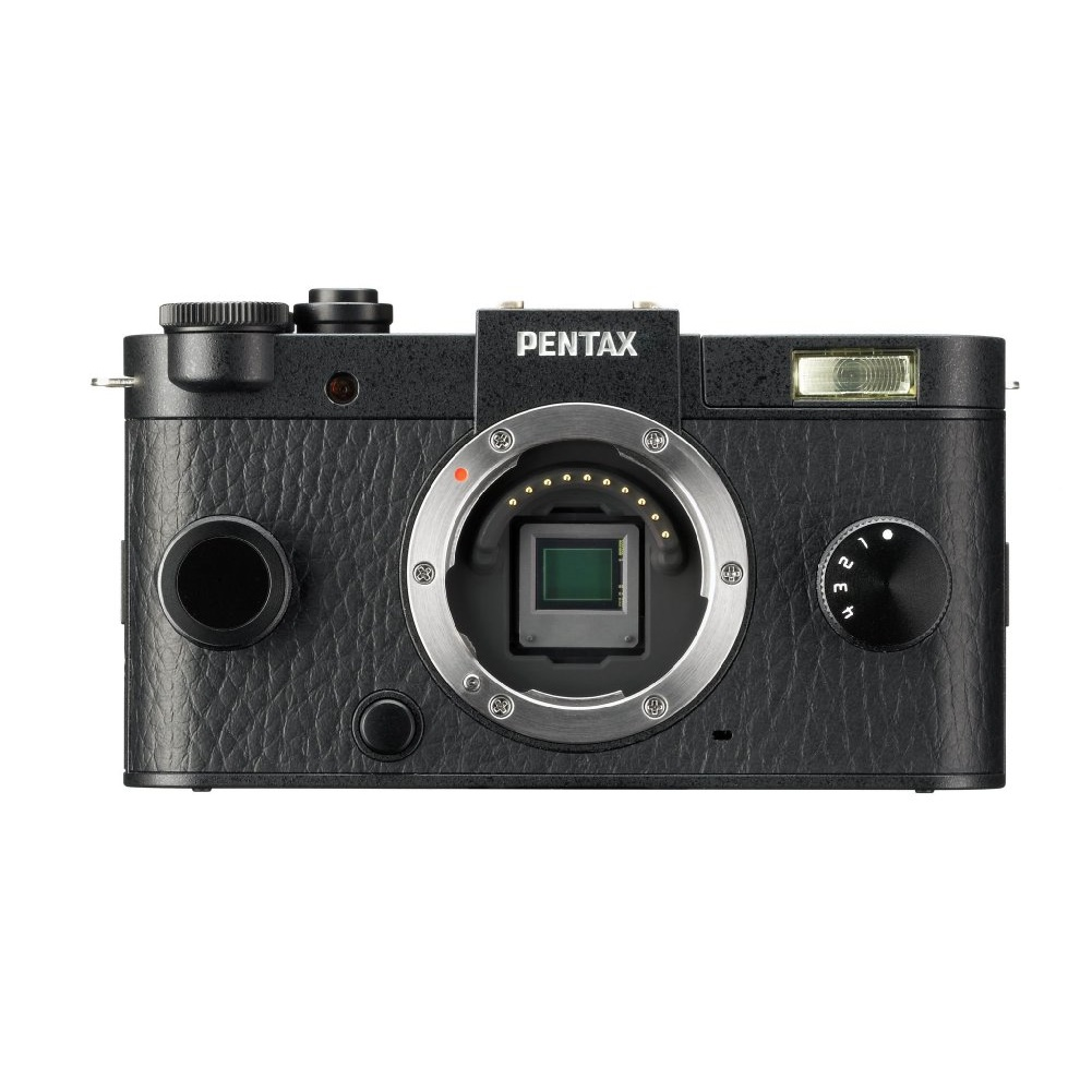 "Pentax QS-1 12.4 Megapixel Mirrorless Camera Body Only - 3"" LCD - 16:9"