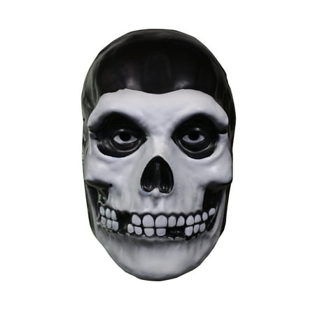 Trick Or Treat Studios Misfits: The Fiend Vacuform Halloween Costume Mask - Easy Halloween Treats Kids