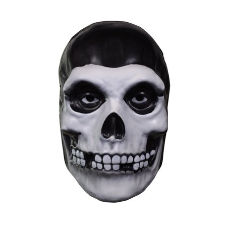 Trick Or Treat Studios Misfits: The Fiend Vacuform Halloween Costume Mask - Halloween Trick Or Treat 2