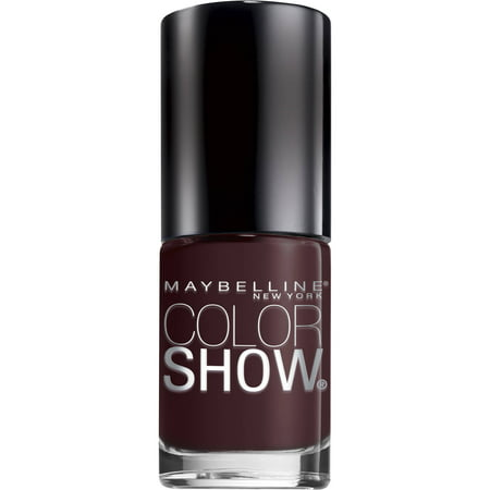 Maybelline Color Show Nail Lacquer, Dressed to Kill - Walmart.com