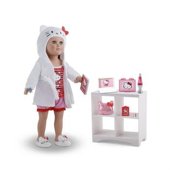 13-Pieces My Life As, Hello Kitty Pajama Party Bundle