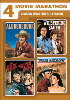 4 Movie Marathon: Classic Western Collection (DVD) by Universal Studios Home Video