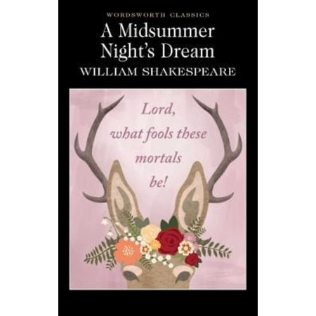 a literary analysis of the character analysis of a midsummer nights dream by william shakespeare
