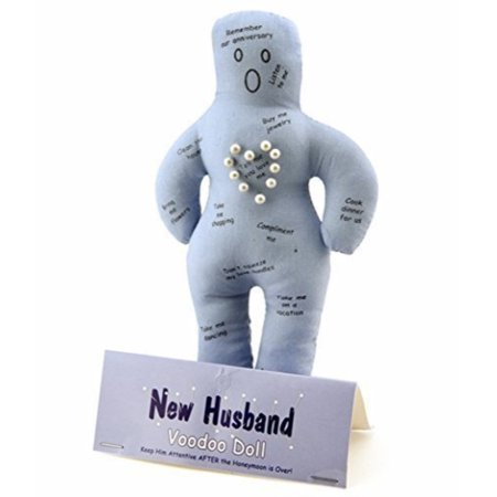 Husband VooDoo Doll - Bachelorette Party Gift