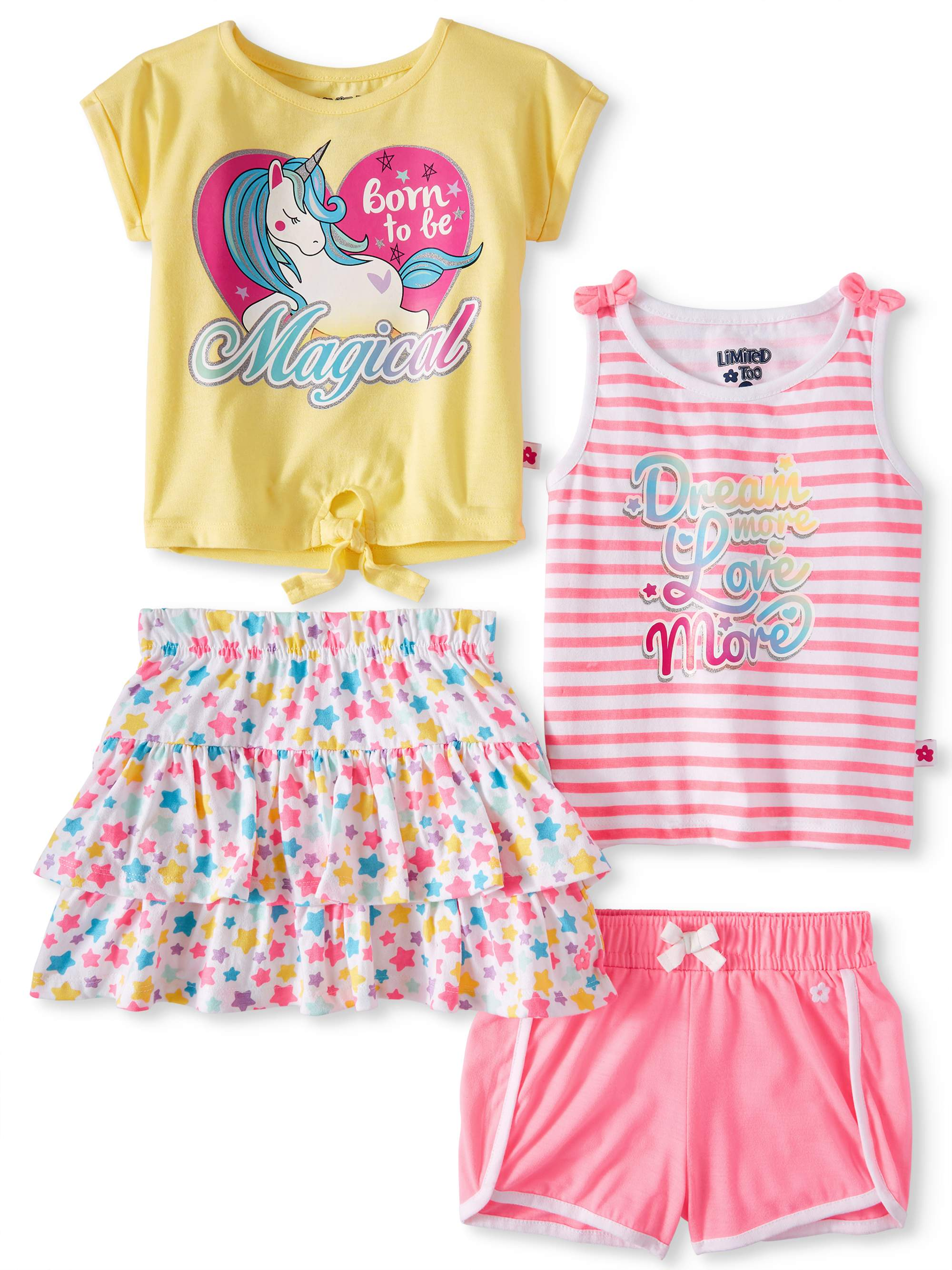 Limited Too Spring Collection for Toddler Girls   Shop new spring styles!