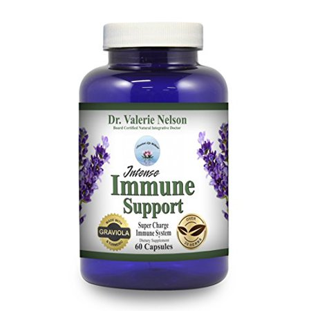 Graviola; Essiac; Turmeric; Sheep Sorrel; Olive Leaf & 20 Immunity Herbs by Dr. Valerie