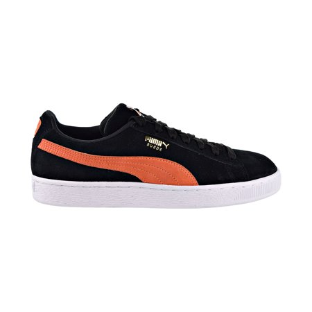 Puma Suede Classic Mens Shoes Black/Firecracker/White 365347-38 ()