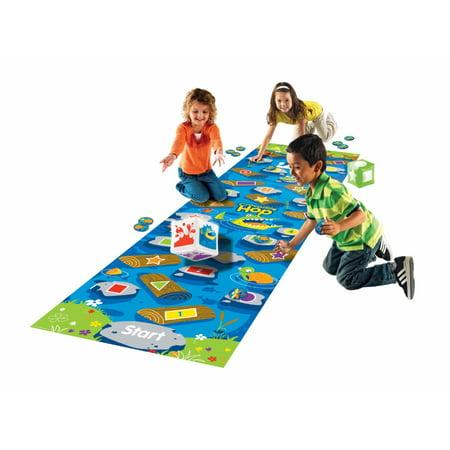 Game Crocodile Hop (Sock Hop Games)