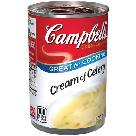 Campbell's Cream of Celery Soup 10.5oz