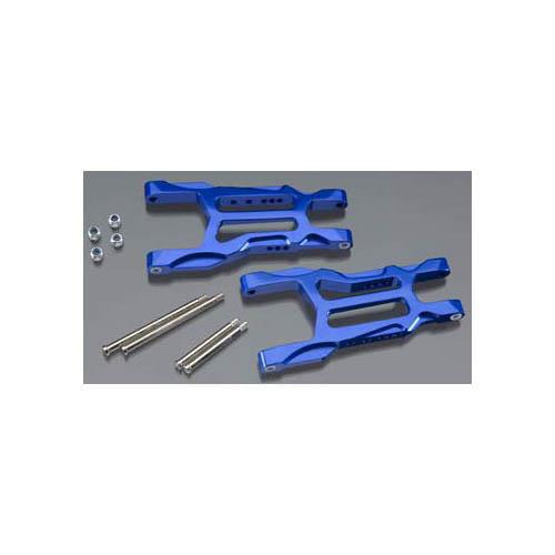 Integy RC Toy Model Hop-ups T8041BLUE 09 Rear Lower Arm for Traxxas 1 10 Electric Slash... by Integy