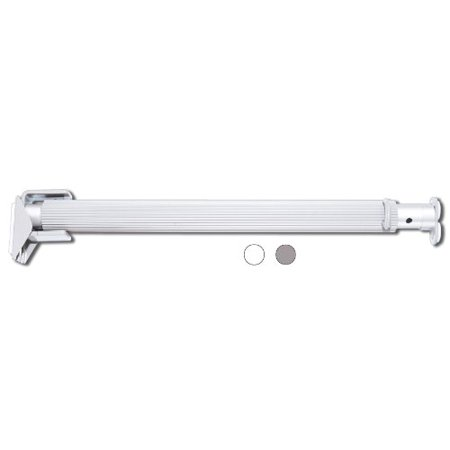 wedgit white mini twist tight adjustable sliding window ...