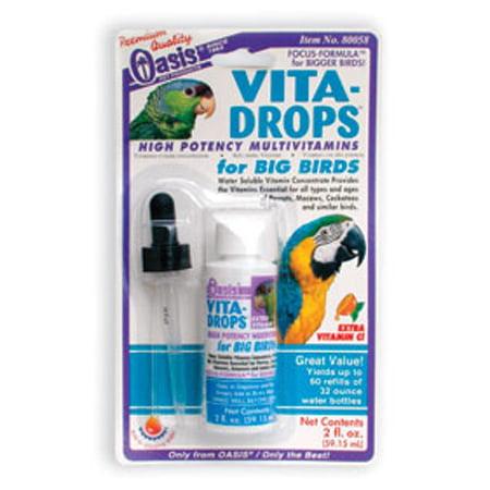 - KORDON - Oasis Bird Vita Drop Large - 2 fl. oz.