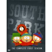South Park: The Complete First Season ( (DVD)) by PARAMOUNT HOME VIDEO