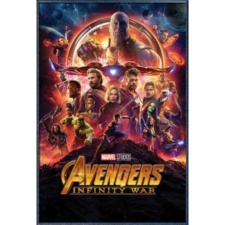 Avengers: Infinity War - Framed Movie Poster / Print