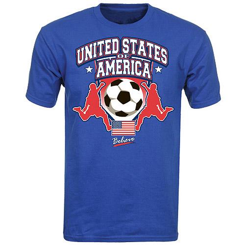 USA Soccer Blue T-Shirt