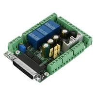 LYUMO 4/6 Axis USB Mach3 CNC Motion Controller Card Breakout Board, 4/6 Axis Motion Card, Motion Controller Card