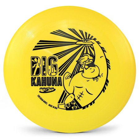 Innova Big Kahuna Heavyweight Ultimate Disc Frisbee 200G (Graphics may Vary)