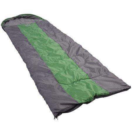TOPINCN 2 Colors Portable Envelope Warm Comfortable Sleeping Bag for Outdoor Camping Hiking, Travel Sleeping Bag, Camping Sleeping Bag - image 5 of 8
