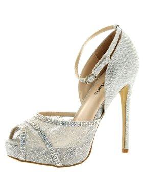 ddd8e742f40a Product Image Bella Marie Womens Helena-20 Pumps Shoes