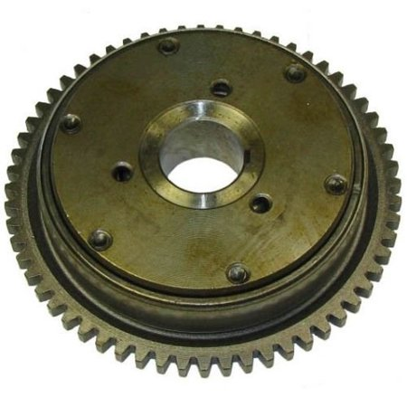 Starter Clutch Assembly for GY6 125cc 152qmi 150cc 157qmj Jonway BMS TaoTao Coolster BMS Znen Scooter Moped Parts