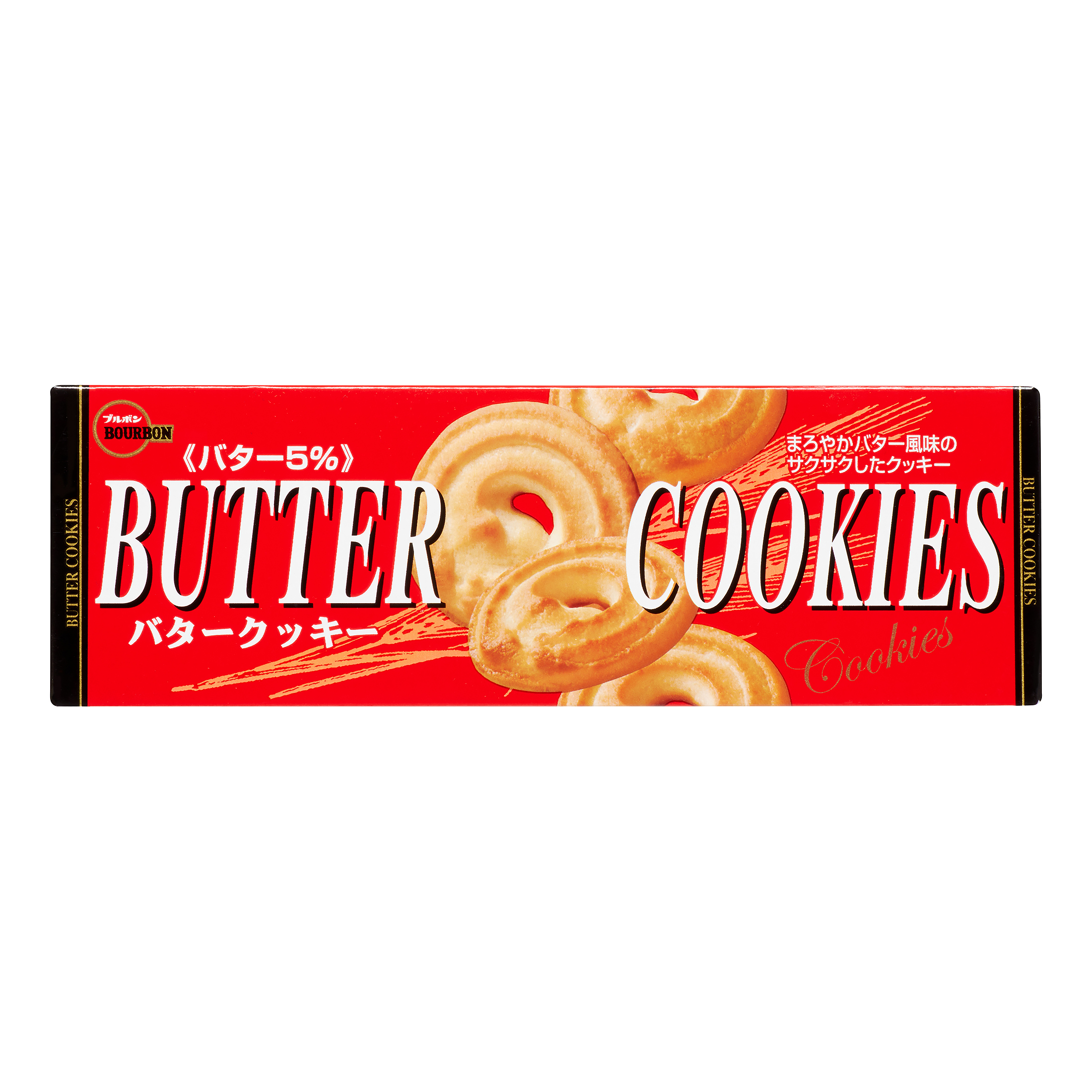 Bourbon Butter Cookie, 3.52 Oz