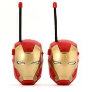 Sakar Iron Man 3 Molded Walkie-Talkie