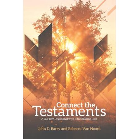 Connect the Testaments : A 365-Day Devotional with Bible Reading