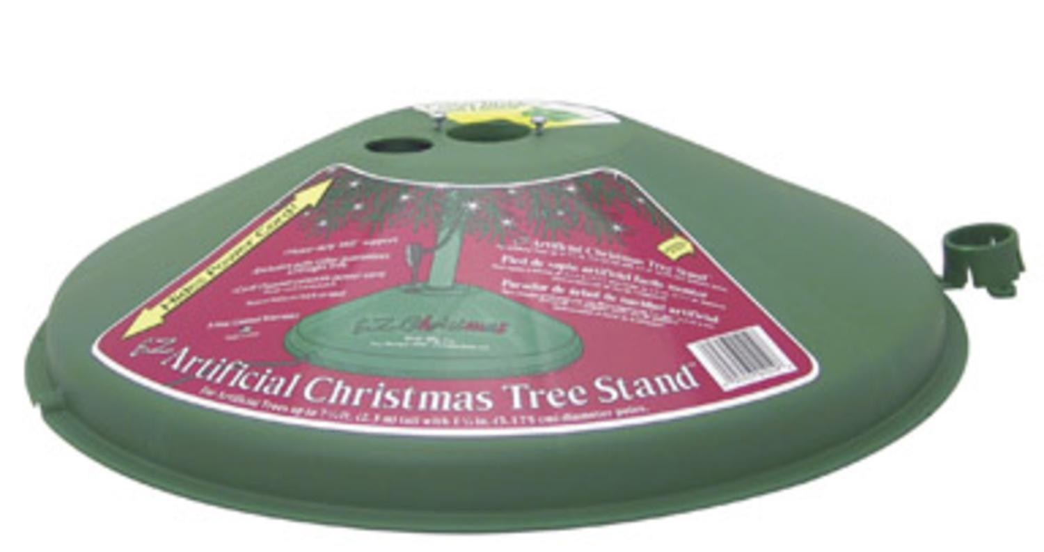 ez artificial christmas tree stand for 75 foot trees walmartcom