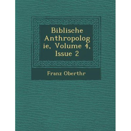 Biblische Anthropologie  Volume 4  Issue 2