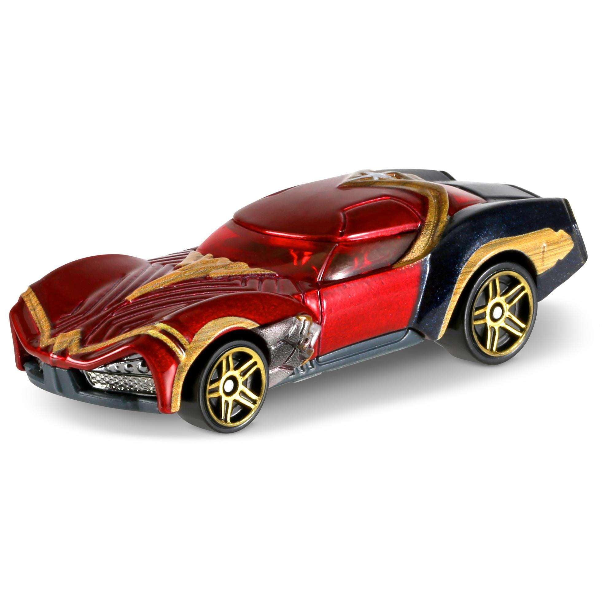 Hot Wheels DC Wonder Woman Car by Mattel