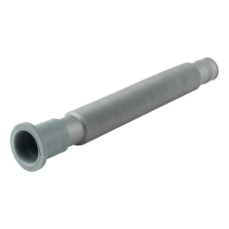 Plastic Flexible Retractable Washbowl Sink Basin Water Drain Pipe Tubing Gray Drano Plastic Pipes