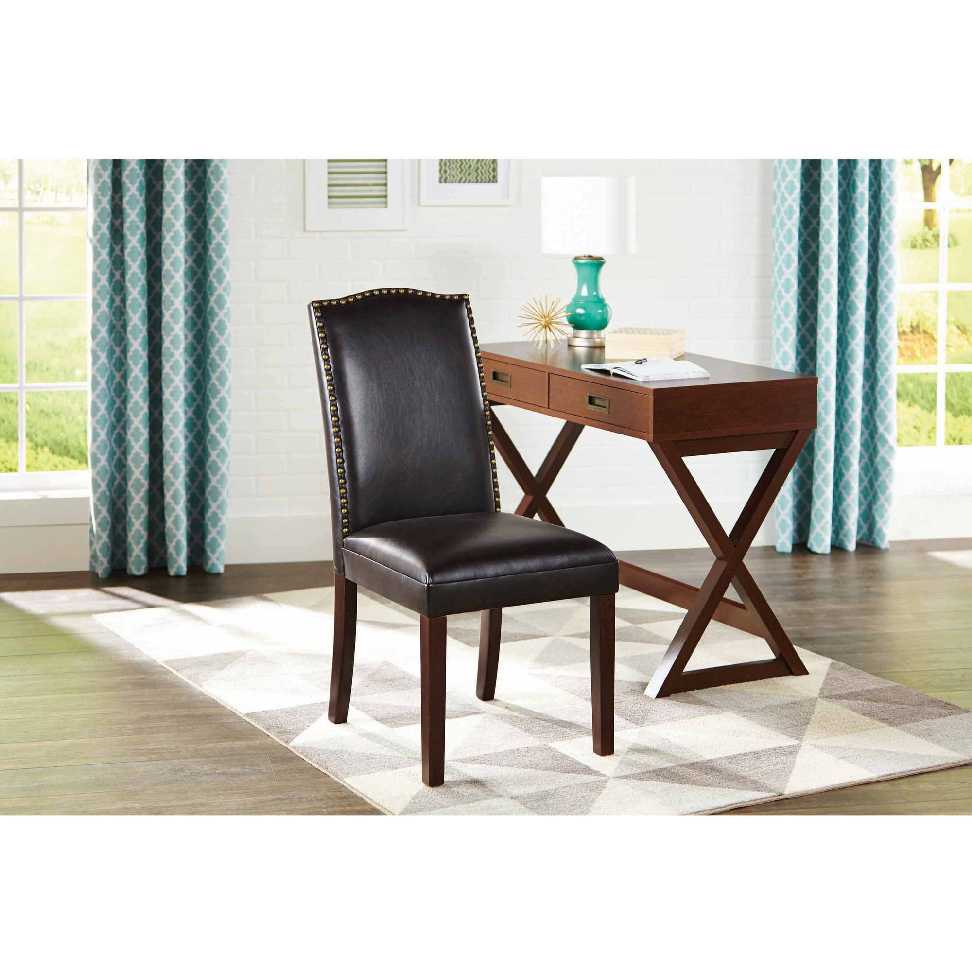 Better homes and gardens rolled arm accent chair multiple Better homes and gardens channel 7