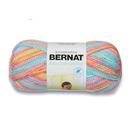 e9b6bdffb09f Bernat Baby Coordinates Yarn - Walmart.com
