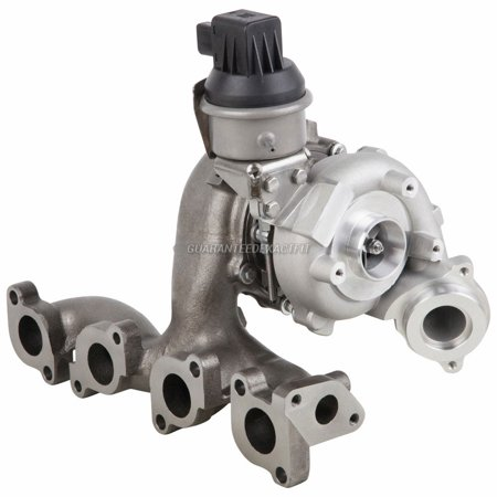 Turbo Turbocharger w/ Actuator For VW Golf Jetta Beetle TDI 2.0L
