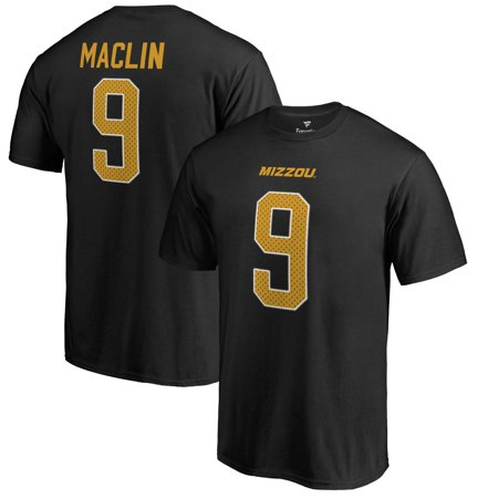 Jeremy Maclin Missouri Tigers Fanatics Branded College Legends Name & Number T-Shirt - Black