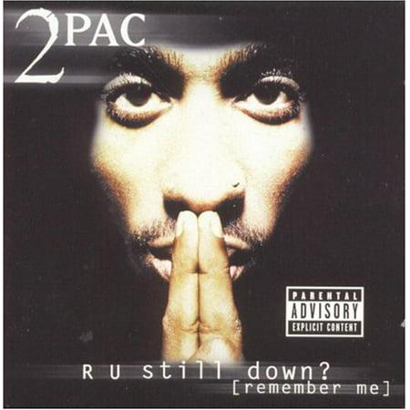R U Still Down (CD) (explicit) (R U Ready For Halloween)