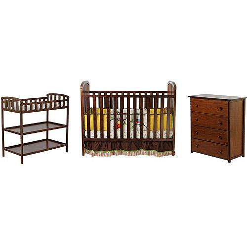 Dream On Me 3-Piece Nursery Furniture Set