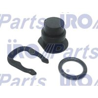 OE Replacement for 1996-2008 Audi A4 Engine Coolant Hose Flange Plug (Avant / Avant Confort / Avant Luxury / Base / Basico / Cabrio / Cabriolet / Confort / Luxury)