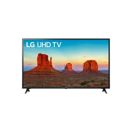 """LG 60"""" Class 4K (2160P) Ultra HD Smart LED HDR TV 60UK6090PUA"""