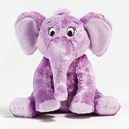 Kohl's Cares Dr. Seuss The Nose Book Purple Elephant Plush](Dr Seuss Elephant)