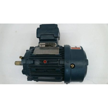 New Siemens LR39020 145-T Frame Inverter Duty 3PH Motor 1HP 208V 1745-3490 RPM (Inverter Duty Motor Insulation Class)