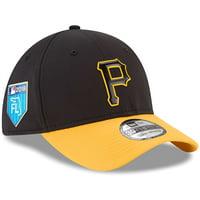 Pittsburgh Pirates New Era 2018 Spring Training Collection Prolight 39THIRTY Flex Hat - Black