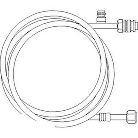 AH159026 New Combine Condensor Line For John Deere 9400