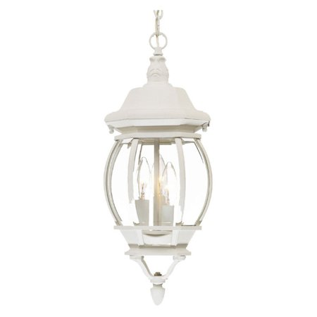 Acclaim Lighting Chateau 3 Light Outdoor Hanging Lantern Light Fixture