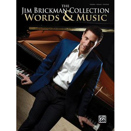 The Jim Brickman Collection, Words & Music (Paperback)
